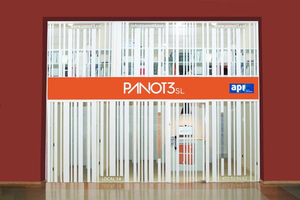 Oficina PANOT3 Figueres